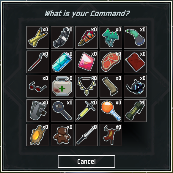Command Counters